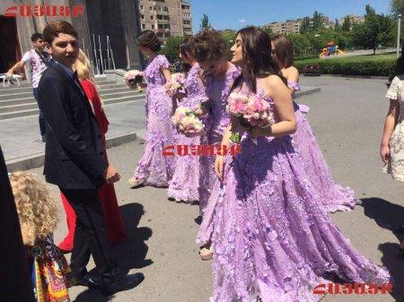 Սամվել Ալեքսանյանի դստեր հարսանեկան  բացառիկ լուսանկարները. լուսանկարներ