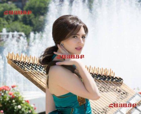 Քանոնահարուհի  Մարիաննա Գևորգյանի գաղտնիքը. Լուսանկարներ