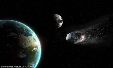 Աստղագետները հաշվել են աստերոիդի Երկրին բախվելու հավանակնությունը