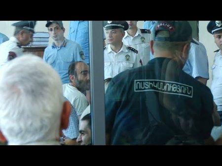Բղավոցներ և քաշքշուկ՝ «Սասնա Ծռեր»-ի դատական նիստին (տեսանյութ)