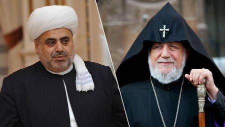 Մոսկվայում տեղի ունեցավ Հայաստանի և Ադրբեջանի հոգևոր առաջնորդների հանդիպումը