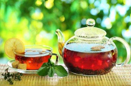 Սև թեյն օգնում է ազատվել ավելորդ քաշից