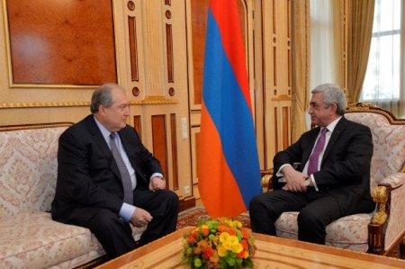 Մեր ցանկությունն է, որ ՀՀ նախագահի ընտրությունները տեղի ունենան մեկ փուլով. Սերժ Սարգսյան