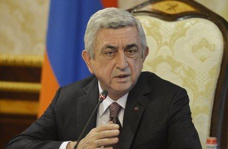 Երեք հաղորդում` մեկ միլիոն դրամ. Սերժ Սարգսյանի հրամանագիրը