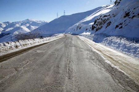ՀՀ տարածքում ավտոճանապարհներին. տեղ-տեղ առկա է մերկասառույց