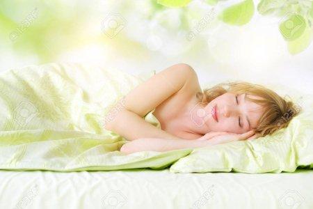 Մերկ քնելու առավելություները