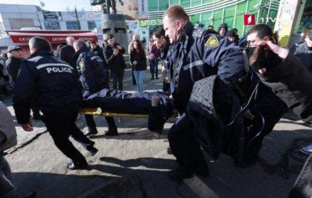 Թբիլիսիի մետրոյում առաստաղի փլուզվելու հետևանքով վիրավորների թիվը հասել է 14-ի