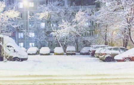 Մոսկվայում ռեկորդային քանակով ձյուն է տեղացել. տեսանյութ