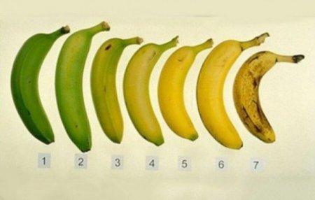 Ե՞րբ է ավելի ցանկալի ուտել բանանները՝ հասա՞ծ, թե՞ կիսահասած վիճակով