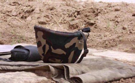 20-ամյա զինծառայող է զոհվել