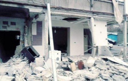 Պայթյուն Երեւանում․ տունը փլուզվել է, վնասվել 10 մեքենա, տարհանվել 14 մարդ