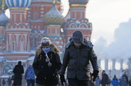 Սառնամանիքի պատճառով Մոսկվայում եղանակային վտանգի «նարնջագույն» մակարդակ է հայտարարված