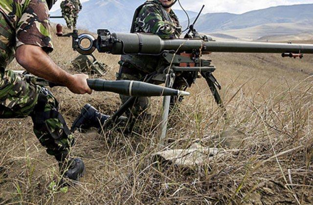 Աշխարհազորում ներգրավվածներին  զենք կտրվի միայն...քաղաքում  չեն շրջելու զինված մարդիկ