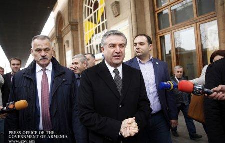 Գյումրիում անցկացվել է փակ խորհրդակցություն վարչապետի գլխավորությամբ