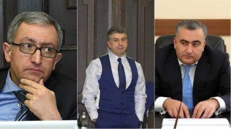 Նախարար Աշոտ Մանուկյանի և «Գազավիկ» Արթուր Բաղդասարյանի, էներգետիկ ոլորտի ապականումը, վարչապետի հոր «Խոշոր շահումը»
