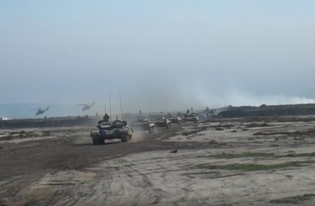 Մարտի 12-17-ին Ադրբեջանում խոշոր զորավարժություն կանցկացվի