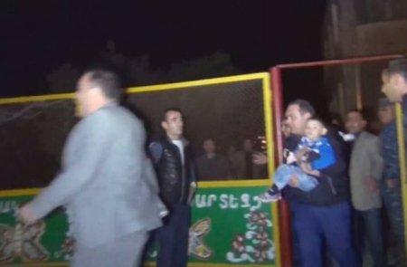 «Մանուշակ» մանկապարտեզում երեխայի պատանդ վերցնելու գործի նախաքննությունից