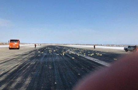 Տոննաներով ոսկի է թափվել ինքնաթիռից