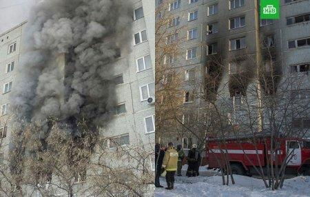 Ռուսաստանի բնակելի շենքերից մեկում պայթյուն է տեղի ունեցել