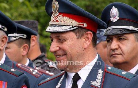 ՀՀ փոխոստիականապետը  խոսելու է ՊՊԾ գնդում իր եւ Օսիպյանի պատանդառության մասին