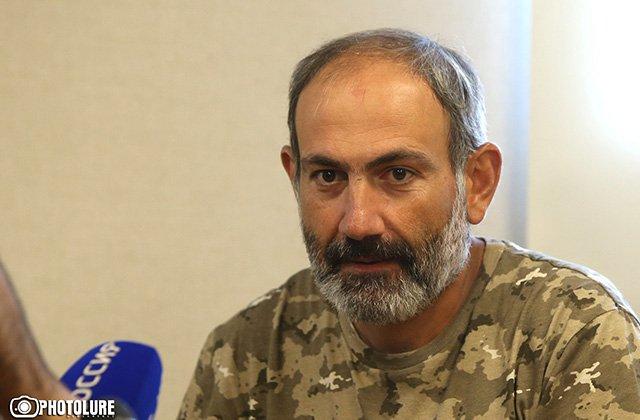 Խոսքը ոչ թե պաշտոնակռվի, այլ Հայաստանում ստեղծված ճգնաժամը լուծելու մասին է. Նիկոլ Փաշինյան