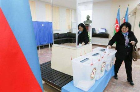 Ադրբեջանում դիտորդներին չեն թույլատրում մուտք գործել ընտրատեղամասեր