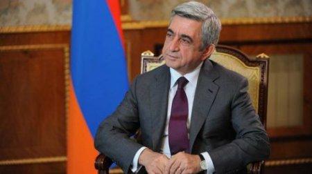 Սերժ Սարգսյանը հարցազրույց է տվել «Известия»-ին