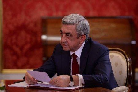 Սերժ Սարգսյանը դիմում է Նիկոլ Փաշինյանին` անհապաղ նստել քաղաքական երկխոսության և բանակցությունների սեղանի շուրջ