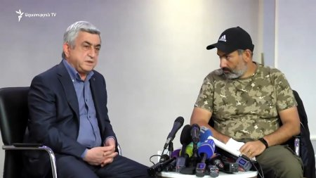 Փաստորեն Սերժ Սարգսյանի փոխարեն Գագիկ Խաչատրյանին որոշեցին ձերբակալել