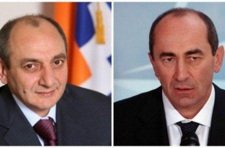 Բակո Սահակյանը հանդիպել է Ռոբերտ Քոչարյանի հետ