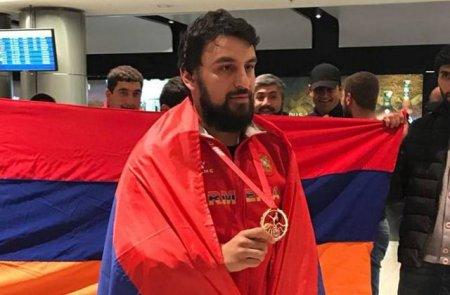 Հայ մարզիկը Ստամբուլում դարձել է կարատեի WSF վարկածով աշխարհի չեմպիոն