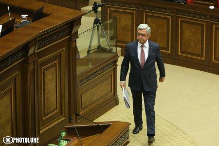 Սերժ Սարգսյանը փաստացի անտուն է մնացել