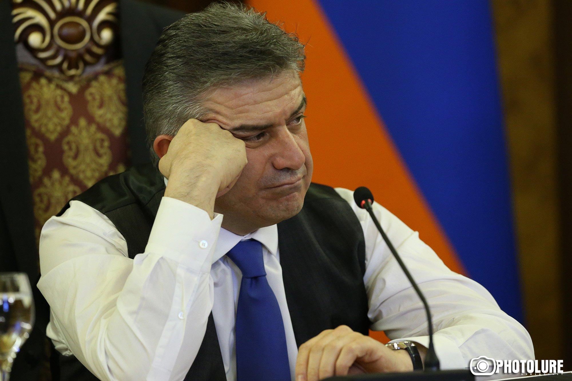 Վարչապետի կոշտ պատասխանը Արծվիկ Մինասյանին.Տեսանյութ