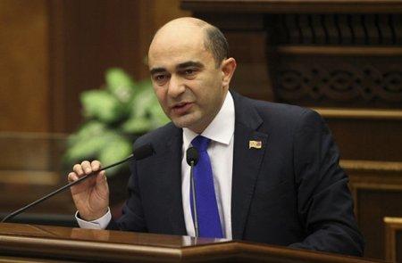 Էդմոն Մարուքյանը վստահ է՝ ՀՀԿ-ն կողմ է քվեարկելու