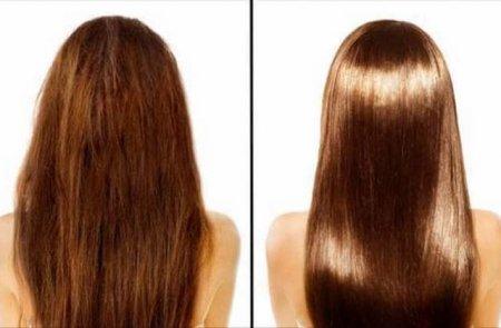 Տնային լամինացիա: Մետաքսյա մազեր՝ 2 շաբաթվա ընթացքում