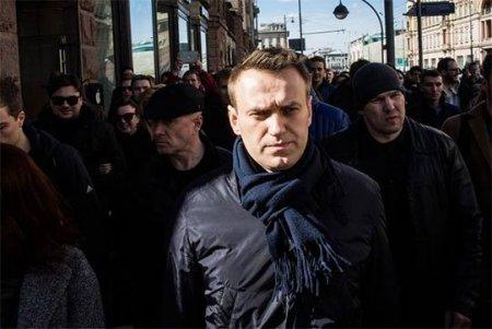 Մոսկվայում ձերբակալվել է ընդդիմադիր Ալեքսեյ Նավալնին. Տեսանյութ