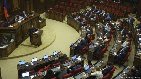 Ազգային ժողովը  կրկին վարչապետ է ընտրում. ՏԵՍԱՆՅՈՒԹ