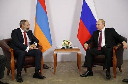 Նիկոլ Փաշինյանն ակնկալում է փոխադարձ հարգանքի վրա հիմնված հայ-ռուսական հարաբերությունների արդյունավետ զարգացում