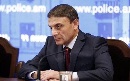 Վալերի Օսիպյանը նշանակել է նոր փոխոստիկանապետեր