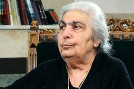 Մահացել է Սպարապետ Վազգեն Սարգսյանի մայրը