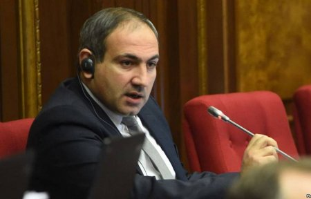 Սերժ Սարգսյանը ԱԺ նիստին իր ելույթը հնչեցրեց ոչ թե որպես հեռացող նախագահ, այլ որպես մոտեցող նախագահ.  Նիկոլ Փաշինյան