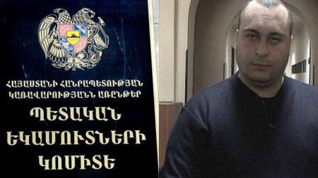 Նորատուսցի Ալիկի մեղադրող դատախազը բարձր պաշտոն ստացավ  ՊԵԿ-ում