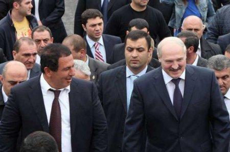Լուկաշենկոյի հարվածը Հայաստանին ու Գագիկ Ծառուկյանին.Ծառուկյանի ընկերը զինում է Հայաստանի թշնամուն