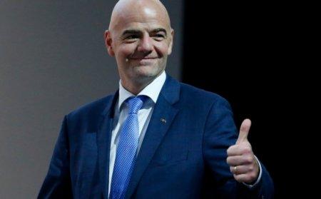 FIFA-ի նախագահը չի հերքել հայկական արմատներ ունենալու մասին լուրը