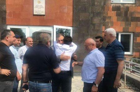 «Երևան» հիմնադրամի նախագահն ապօրինի ձերբակալության համար հացադուլ և ջրադուլ է անում