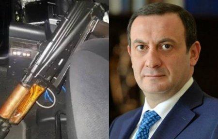 Ոստիկանությունը զինաթափել է ՊԵԿ նախկին պետին. հայտնաբերվել է զենք-զինամթերք.տեսանյութ