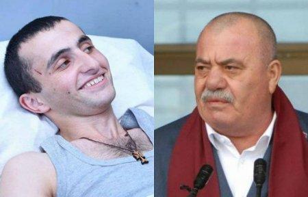 Ապրիլյան պատերազմում ոտքերը կորցրած Դավիթը Մանվել Գրիգորյանին ազգի դավաճան է համարում