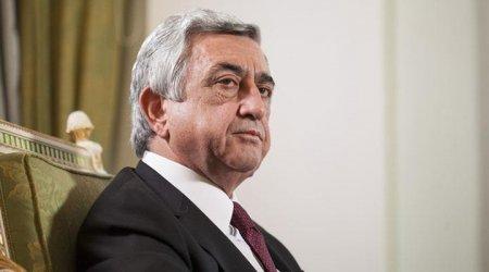 Ինչ է անում հիմա Սերժ Սարգսյանը