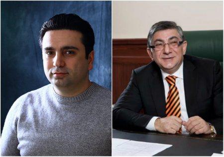 Ինչու են սրվել Խաչատուր Սուքիասյանի և Ալեն Սիմոնյանի հարաբերությունները
