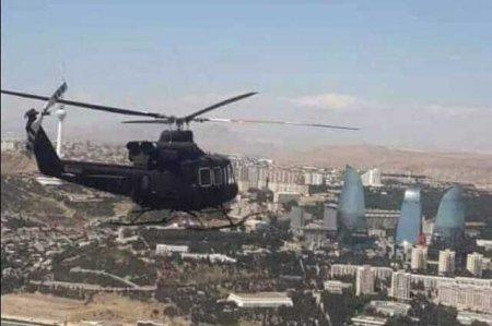 Բաքվում պատրաստվում են պատերազմի և ուզում են պատրանք ստեղծել՝ իբր Վաշինգտոնի աջակցությունն ունեն. Bell 412 ուղղաթիռի առեղծված